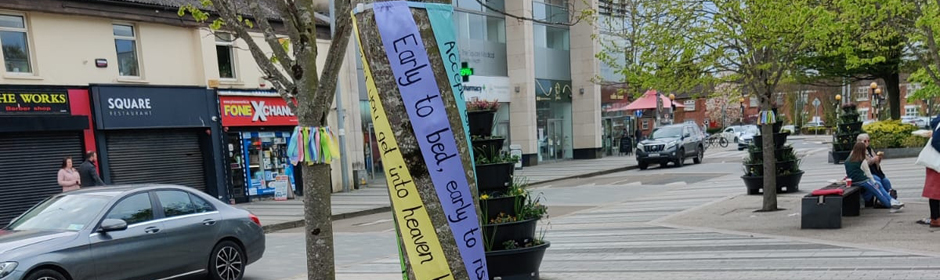 Art About Town: Wise Words | 1st - 31st May